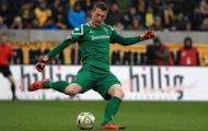 Mục tiêu của Arsenal chuẩn bị gia nhập đội bóng nước Đức
