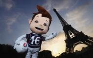 Mascot của EURO 2016 không phải là 'sex toy'