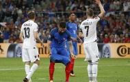 Giroud 'tụt quần' ngày Pháp giành vé vào vòng knock-out