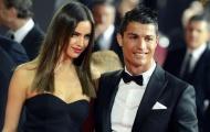 Irina ở với ai khi Ronaldo nâng Cúp?