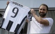 Higuain, Ibrahimovic & những 'kẻ phản bội' nổi tiếng trong lịch sử bóng đá