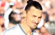 Ibrahimovic sớm trở thành thủ lĩnh phòng thay đồ