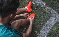 Cầu thủ Việt Nam hào hứng với những đôi giày bay