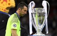 Buffon không cần Champions League, anh chính là chiếc cúp vô địch