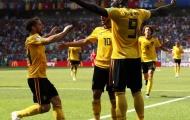Bỉ thắng tưng bừng, Lukaku san bằng thành tích của Ronaldo