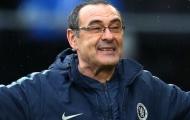 Maurizio Sarri sẵn sàng cho mùa giải mới với Chelsea