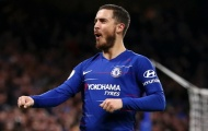 Eden Hazard dự đoán về vị trí của Chelsea mùa này