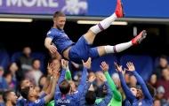 Gary Cahill và những ánh hào quang cuối cùng ở Stamford Bridge