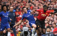 Đây, người để mất bóng nhiều nhất Chelsea trong thảm bại trước Man Utd