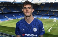 CHÍNH THỨC: Chelsea công bố số áo ở mùa giải 2019-2020