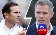 Carragher kêu gọi các ông chủ Chelsea kiên nhẫn với Lampard
