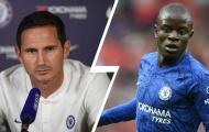 Lampard: 'Chúng tôi sẽ xem xét chấn thương của cậu ấy'