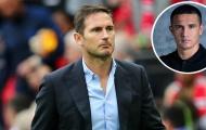 'Lampard đang làm công việc của mình một cách tuyệt vời'