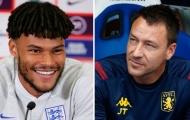 Được triệu tập lên tuyển Anh, sao trẻ gửi lời cảm ơn huyền thoại Chelsea