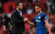 HLV Lampard bác bỏ những lời chỉ trích nhằm vào đội trưởng Chelsea
