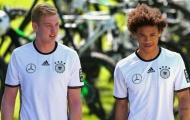 GÓC NHÌN: Vì sao Joachim Low hoàn toàn không điên khi loại Sane chọn Brandt
