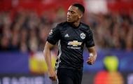 Lộ điều khoản bí mật Man United cài vào hợp đồng bán Martial