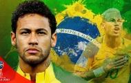 Neymar và quyền lực tối thượng dẫn dắt Brazil tới vinh quang