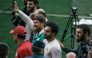 Có 'fan cuồng' là tổng thống, Salah được trao bằng công dân danh dự