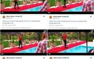 Man United đăng tải dòng tweet gây tranh cãi về Lukaku