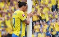 Thành công của Thụy Điển làm câm lặng Zlatan Ibrahimovic
