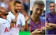 10h05 ngày 29/07, Barcelona vs Tottenham Hotspur: Chờ Malcom ra mắt
