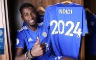 CHÍNH THỨC: Leicester trói chân thành công 'Kante mới' bằng hợp đồng khủng