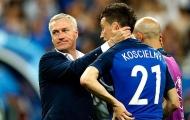 Deschamps sửng sốt với cáo buộc Koscielny nhắm về phía mình