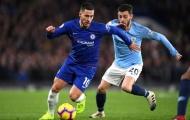Hazard cảm thấy 'khác lạ' với cách Sarri sử dụng mình