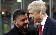 Xong! AC Milan chính thức làm rõ khả năng Wenger thay Gattuso