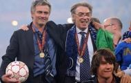 Xong! Inter Milan chính thức lên tiếng về việc Mourinho trở lại
