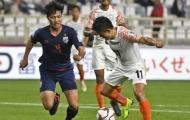 Truyền thông Anh ngỡ ngàng khi Thái Lan thua thảm Ấn Độ
