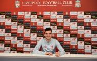 CHÍNH THỨC: Liverpool ký hợp đồng 5 năm với sao làm Mourinho 'phát mệt'