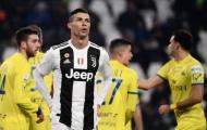 Ronaldo sút hỏng penalty, Juventus vẫn nghiền nát Chievo 3 bàn không gỡ