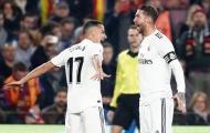 Hòa tiếc nuối, Ramos chỉ ra chìa khóa quyết định kết cuộc lượt về