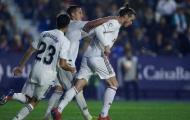 Solari lên tiếng về việc Bale từ chối ăn mừng cùng đồng đội