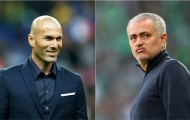 NÓNG: Mourinho lên tiếng 'phũ phàng' khi Real chọn Zidane