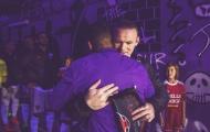 Gặp lại Nani, Rooney tái hiện khoảnh khắc kinh điển lịch sử Man Utd