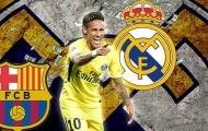 XONG! Xác định khả năng Neymar đến Real hay Barca