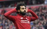 'Tôi không ngờ Salah lại làm thế'