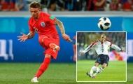 Hạ Man City, M.U mời 'Beckham 2.0' về đá hậu vệ phải