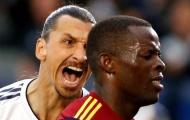 Ibrahimovic gây lộn rồi xin lỗi, bị đối phương nổi điên quát đuổi đi