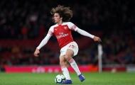'Cậu ấy có tiềm năng để trở thành huyền thoại Arsenal'