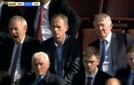 Sir Alex phản ứng ra sao khi M.U thua tan nát Cardiff?