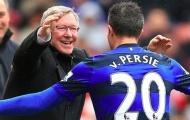 Van Persie: 'Đó là tư duy của Sir Alex'
