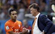 Nuối tiếc của Man Utd đang là 'Van Dijk' trên hàng tấn công Hà Lan