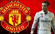 XONG! Chốt khả năng Bale đến Man Utd
