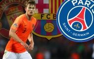 Chủ tịch Barca: 'Tôi biết nơi De Ligt sẽ thi đấu mùa tới'