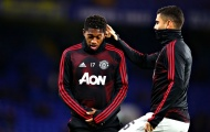Đây, rõ lý do Fred và Pereira chìm trong bóng tối tại Old Trafford!