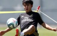 'Messi Nhật Bản' phô diễn kỹ thuật làm Benzema tròn xoe mắt, Marcelo thẫn thờ